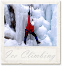 Ice Climbing in Colorado