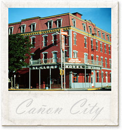 Vacation in Cañon City