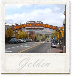 Vacation in Golden