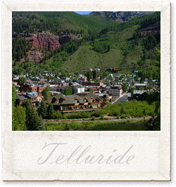 Vacation in Telluride